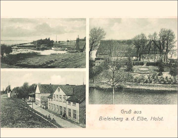 Der historische Hof
